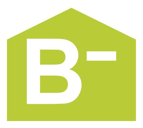 Classe energética: B-